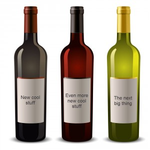 Do we really have to create new labels?