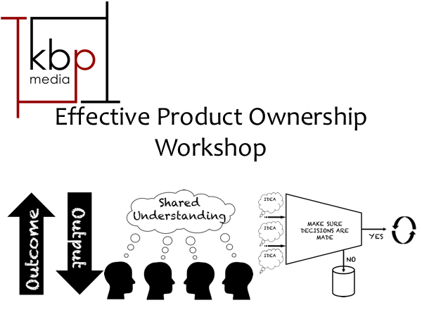 Effective Product Ownership Workshop