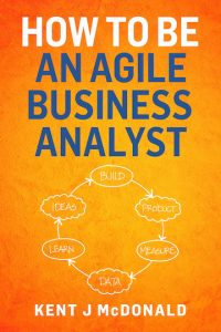What is an agile business analyst