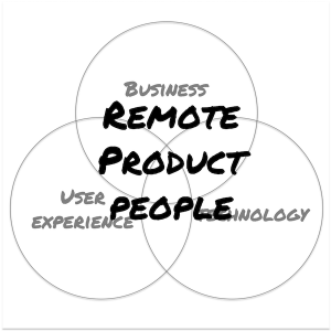 Remote product people